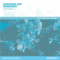 ERA-PLANET @ 11th GEO European Projects Workshop, 19-21/06/2017, Helsinki