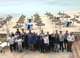 GEOEssential Workshop on Workflows, Palma de Majorca, Spain, 23-25 April 2018