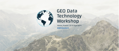 4th GEO Data Providers Workshop, 23-25 April 2019, Vienna, Austria