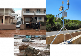 SMURBS significantly contributes to real-time disaster management in Attica Region, Greece!